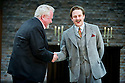 A Mad World My Masters by Thomas Middleton. A Royal Shakespeare Company Production directed by Sean Foley. With Ian Redford as Sir Bounteous, Richard Goulding as Dick Follywit.  Opens at The Swan Theatre Stratford Upon Avon  on 13/6/13. CREDIT Geraint Lewis
