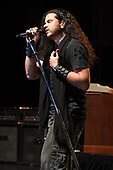 MIAMI, FL - FEBRUARY 09: Jeff Scott Soto of Sons Of Apollo performs during the Monsters Of Rock pre cruise concert at The Magic City Casino on February 9, 2018 in Miami, Florida. Credit Larry Marano © 2018