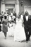 April & Anthony Wedding
