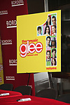 Billboard: Kevin McHale, Jenna UshKowitz, Amber Riley, Chris Colfer, Dianna Agron, Mark Salling, Lea Michele & Cory Monteith <br /> celebrating the release of the smash hit CD, glee - the music season one with an appearance at Borders Columbus Circle in New York City. November 3, 2009