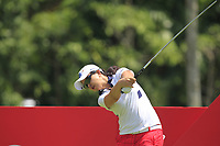 Sei Young Kim (KOR) in action on the 9th during Round 4 of the HSBC Womens Champions 2018 at Sentosa Golf Club on the Sunday 4th March 2018.<br /> Picture:  Thos Caffrey / www.golffile.ie<br /> <br /> All photo usage must carry mandatory copyright credit (&copy; Golffile | Thos Caffrey)