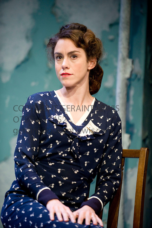 Broken Glass by Arthur Miller,directed by Iqbal Khan .With Emily Bruni as Harriet. Opens at The  Tricycle Theatre  on 6/10/10 Credit Geraint Lewis