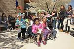 Kids play musical chairs at the 7th Annual Easter Fiesta at Western Nevada College Saturday, March 26, 2016. The event, hosted by the Association of Latin American Students, had 3 separate egg hunts, face painting, limbo, musical chairs, ring toss, sack races, bowling,  food, music and a piñata.  <br />