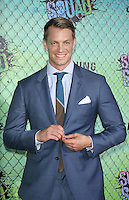 NEW YORK, NY-August 01: Joel Kinnaman at Warner Bros. Pictures & DC, Atlas Entertainment  presents the World Premiere of Suicide Squad  at the Beacon Theatre in New York. NY August 01, 2016. Credit:RW/MediaPunch