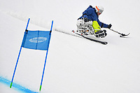 DH training / Mark Soyer<br /> PyeongChang 2018 Paralympic Games<br /> Australian Paralympic Committee<br /> PyeongChang South Korea<br /> Wednesday March 7th 2018<br /> &copy; Sport the library / Jeff Crow