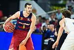 Barcelona's player Pau Ribas during Liga Endesa 2015/2016 Finals 3rd leg match at Barclaycard Center in Madrid. June 20, 2016. (ALTERPHOTOS/BorjaB.Hojas)