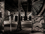1.29.13 - Under The Bridge at Night...