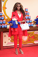 "Oti Mabuse<br /> at the ""Paddington 2"" premiere, NFT South Bank,  London<br /> <br /> <br /> ©Ash Knotek  D3346  05/11/2017"