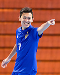 Thailand vs Kyrgyzstan during the AFC Futsal Championship Chinese Taipei 2018 Group Stage match at University of Taipei Gymnasium on 06 February 2018, in Taipei, Taiwan. Photo by Yu Chun Christopher Wong / Power Sport Images