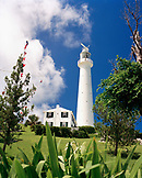 BERMUDA, the Gibbs hill lighthouse with lawn