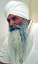 Portrait of Yogi Bhajan, 1985