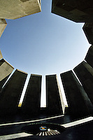 Erevan / Armenia / Caucaso<br /> Monumento in ricordo delle vittime del genocidio degli Armeni. Monument in memory of the victims of the genocide of the Armenians.<br /> Photo Livio Senigalliesi