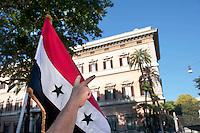 No War contro l'escalation della guerra in Siria