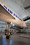Air France Concorde, Air & Space Museum - Steven F. Udvar-Hazy Center