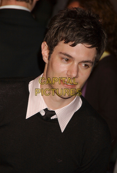 ADAM BRODY.Vanity Fair Oscar Party held at Morton's, West Hollywood, California, USA..March 5th, 2006.Photo: Gary Boas/AdMedia/Capital Pictures.Ref: GB/ADM.Oscars headshot portrait .www.capitalpictures.com.sales@capitalpictures.com.© Capital Pictures.