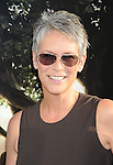 "HOLLYWOOD, CA. - July 26: Jamie Lee Curtis  arrives at the ""Flipped"" Los Angeles Premiere at ArcLight Cinemas Cinerama Dome on July 26, 2010 in Hollywood, California."