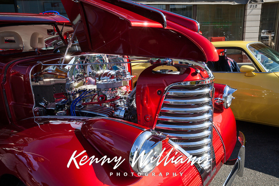 Return to Renton Auto Show 2017, Washington, USA.