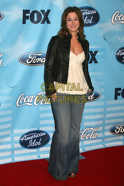 "KAT FOSTER.""American Idol"" Season 6 Top 12 Finalists Party at Astra West/Pacific Design Center, West Hollywood, California, USA, 8 March 2007..full length.CAP/ADM/BP.©Byron Purvis/AdMedia/Capital Pictures."
