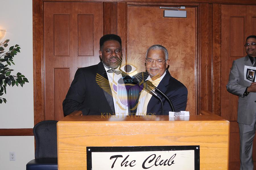 Gary Davis Retirement Ceremony
