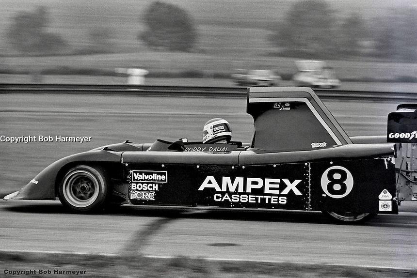 Mid Ohio Sportscar Course >> Bobby Rahal, 1980 Can-Am Prophet, Mid-Ohio Sports Car Course | Bob Harmeyer