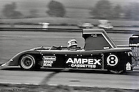 Bobby Rahal drives the U.S. Racing Prophet in the 1980 SCCA Can-Am race at Mid-Ohio Sports Car Course near Lexington, Ohio.