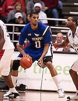 University of Memphis vs University of Cincinnati Men's Basketball, 12/19/2007. .University of Memphis vs University of Cincinnati Men's Basketball final score 79 to 69 Memphis Winning, 12/19/2007.