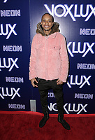 "HOLLYWOOD, CA - DECEMBER 5: Rashaad Dunn, at the LA Premiere Of Neon's ""Vox Lux"" at ArcLight Hollywood in Hollywood California on December 4, 2018. Credit: Faye Sadou/MediaPunch"