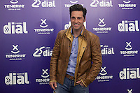 Singer David Bustamante poses during Cadena Dial music awards presentation in Madrid, Spain. February 05, 2015. (ALTERPHOTOS/Victor Blanco) /NORTEphoto.com