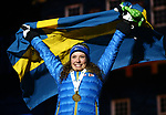 IBU World Championships Biathlon 2019 Ostersund  Women Individual  Medals Ceremony event in Ostersund, Sweden on March 12, 2019;