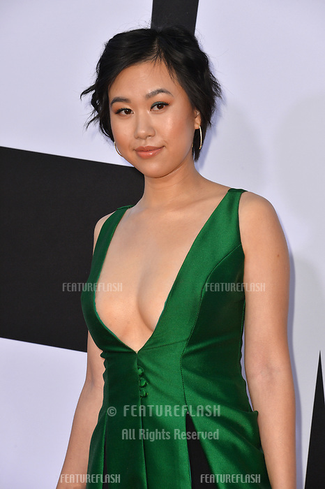 Ramona Young at the premiere for &quot;Blockers&quot; at the Regency Village Theatre, Los Angeles, USA 03 April 2018<br /> Picture: Paul Smith/Featureflash/SilverHub 0208 004 5359 sales@silverhubmedia.com