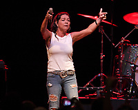 HOLLYWOOD FL - FEBRUARY 10: Gretchen Wilson performs during the 48th annual Seminole Tribal Fair at the Hard Rock Events Center held at the Seminole Hard Rock Hotel & Casino on February 10, 2019 in Hollywood, Florida. : Credit Mpi04 / MediaPunch