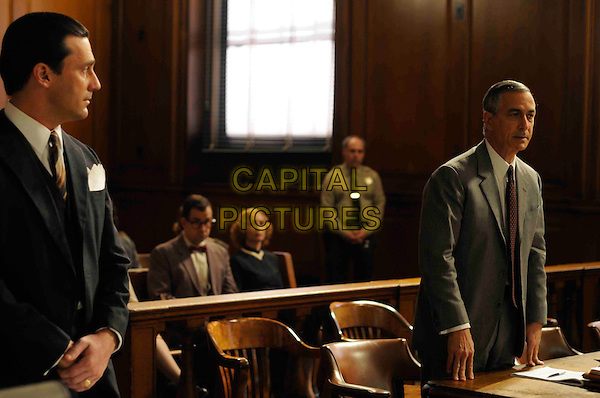 JON HAMM & DAVID STRATHAIRN.in Howl.*Filmstill - Editorial Use Only*.CAP/FB.Supplied by Capital Pictures.