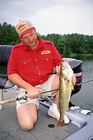 Lake Ouachita walleye