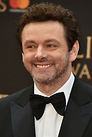 Michael Sheen<br /> The Olivier Awards 2018 , arrivals at The Royal Albert Hall, London, UK -on April 08, 2018.<br /> CAP/PL<br /> &copy;Phil Loftus/Capital Pictures