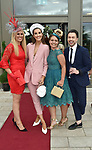 Susan Crean, Ballyheigue, Clementine Mac Niece, Marie Salova, Killarney and Mark Rogers pictured at the Killarney Apres Races party in The Brehon Hotel, Killarney on Thursday night.<br /> Photo: Don MacMonagle<br /> <br /> repro free photo<br /> further info: Aoife O'Donoghue aoife.odonoghue@gleneaglehotel.com