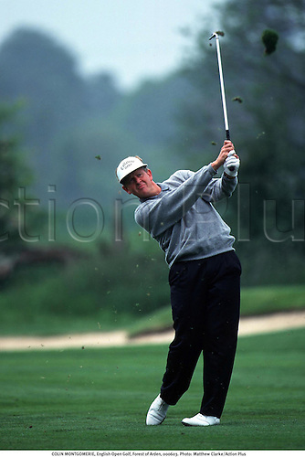 COLIN MONTGOMERIE, English Open Golf, Forest of Arden, 000603. Photo: Matthew Clarke/Action Plus...2000.golfer golfers