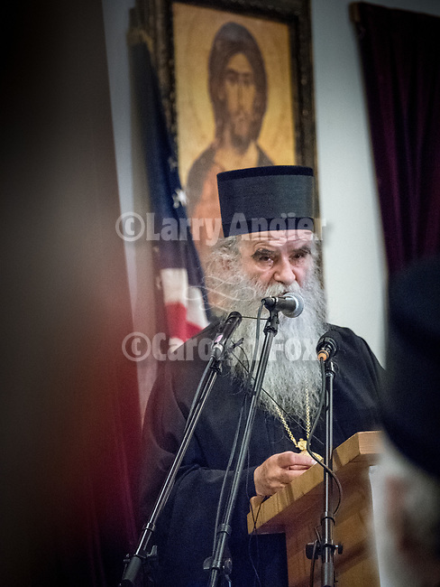 Symposium on the life of Bishop Mardarije at Holy Resurrection Serbian Orthodox Church, Chicago.<br /> <br /> Dinner, debut of the film on the life of Bishop St. Mardarije and keynote address: Saint Mardarije: Wonderous is God in his Saints presented by His Eminence Metropolitan Amphiloije