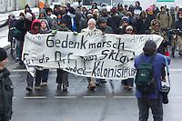 2013/02/23 Berlin | Afrika Kolonial-Gedenken