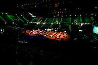 09-02-13, Tennis, Rotterdam, qualification ABNAMROWTT, Draw, Dinner
