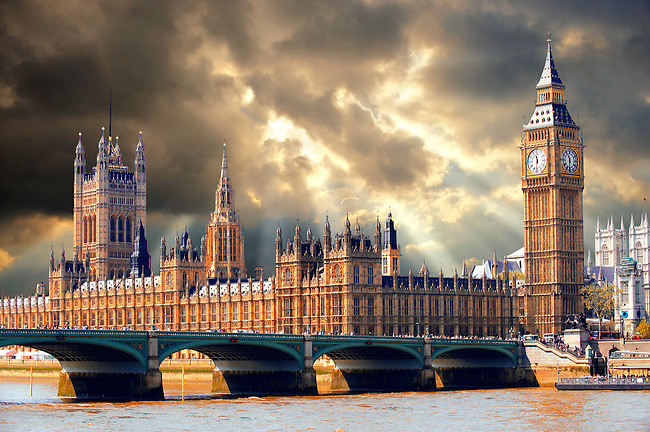 Houses of Parliament, Westminster, London