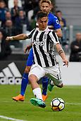 2018 Serie A Football Juventus v Sampdoria Apr 15th