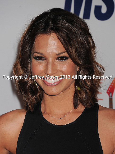 CENTURY CITY, CA- MAY 03: TV Personality Melissa Rycroft-Strikland arrives at the 20th Annual Race To Erase MS Gala 'Love To Erase MS' at the Hyatt Regency Century Plaza on May 3, 2013 in Century City, California.