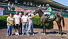 Brook's On Fire winning at Delaware Park on 8/3/16