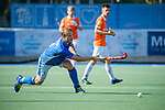 UTRECHT - Jip Janssen (Kampong)    tijdens   de hoofdklasse competitiewedstrijd mannen, Kampong-Bloemendaal (2-2) . COPYRIGHT   KOEN SUYK