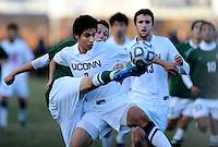 Charlotte vs. UCONN NCAA Soccer 12/4/2011