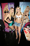 SISTERS NATALIA STARR AND NASTASHA STARR Attend EXXXOTICA 2013 Held At The Taj Mahal Atlantic City, NJ