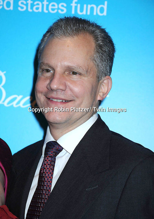 Arthur Sulzberger attending The 7th Annual Unicef Snowflake Ball on November 30, 2010 at Cipriani 42nd .Street.