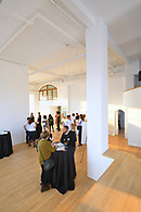 An event at Ramscale Studio, a penthouse loft in the historic WestBeth Building in the West Village and Highline District of NYC.