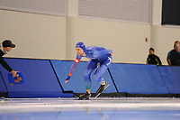 SPEEDSKATING: SALT LAKE CITY: 06-12-2017, Utah Olympic Oval, ISU World Cup, training, Michel Mulder (NED), photo Martin de Jong