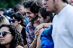 20171201/ Javier Calvelo - adhocFOTOS/ URUGUAY/ MONTEVIDEO/ Montevideo Rock / Rural del Prado/ Los d&iacute;as 1, 2 y 3 de diciembre en la Rural de Prado se realiza el Montevideo Rock y Montevideo Tropical, que forman parte de los Festivales por la Convivencia.<br /> En la foto: Publico asistente en el Montevideo Rock 2017. Foto: Javier Calvelo/ adhocFOTOS